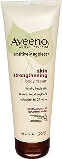 Aveeno Active Naturals Skin Strengthening Body Cream - 207 g