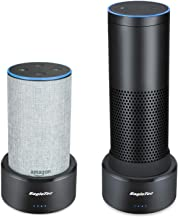 Eagletec Portable Echo Battery Base, External Battery Pack, Speaker Stand for Amazon Alexa Smart Speaker Echo Plus 1st Generation & Echo 2nd Generation (P070 Standard Capacity10080 mAh)