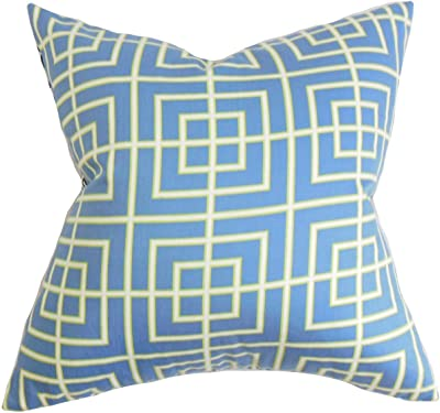 The Pillow Collection P18-ROB-WORLDLYRRBK-CURRANT-P100 Wystan Damask Pillow Red