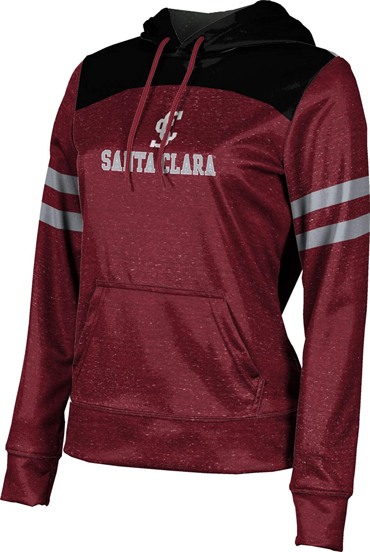 ProSphere Santa Clara University Girls' Pullover Hoodie, School Spirit Sweatshirt (Gameday)