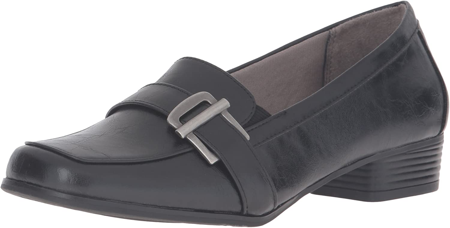 LifeStride Womens Bounty Slip-On Loafer