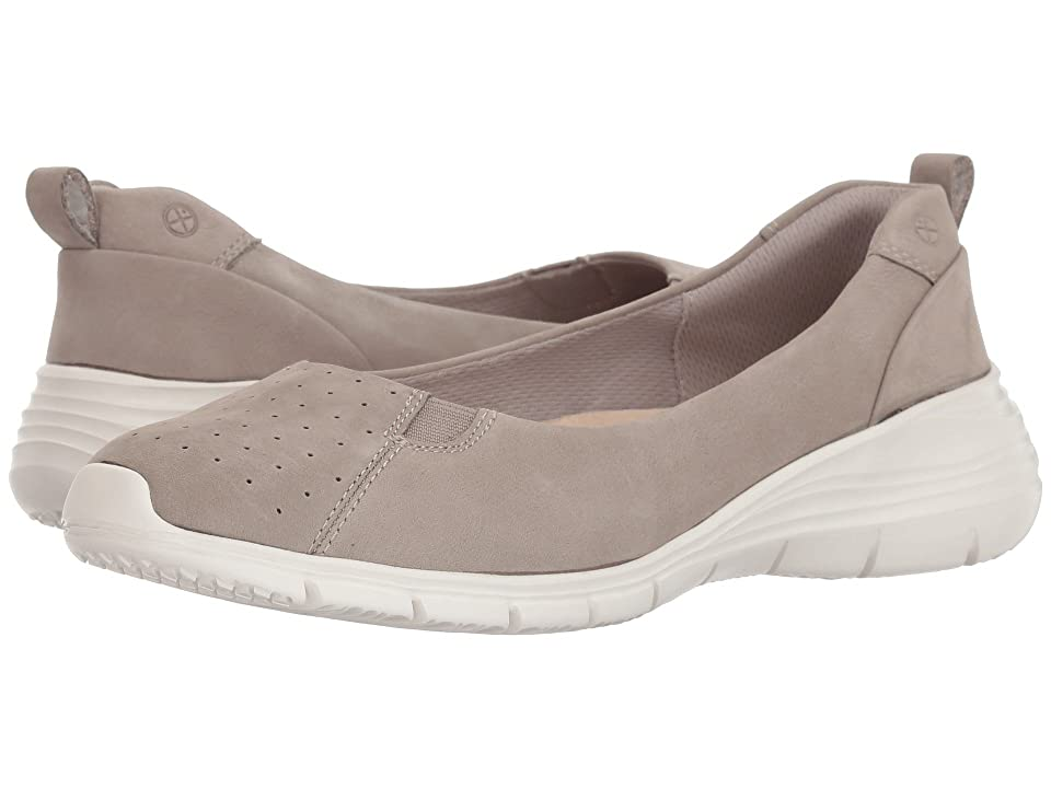 Hush Puppies Cypress Slip-On (Ice Grey Nubuck) Women