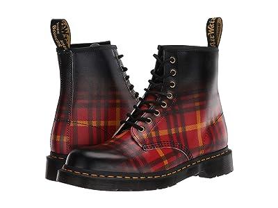 Dr. Martens 1460 McMarten Tartan (Multi/Black) Shoes