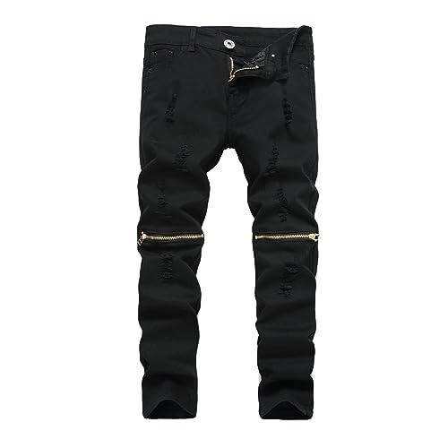 Girls Toddler Baby Skinny Jeans Kids Stretch Slim Jeggings Leggings Trousers
