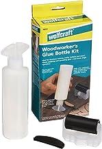 Wolfcraft 4651405 Lijm Fles Kit, 8 oz