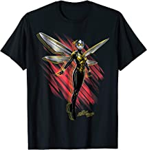 Marvel Ant-Man & The Wasp Abstract Flutter Graphic T-Shirt