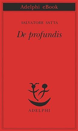 De profundis (Piccola biblioteca Adelphi Vol. 95)