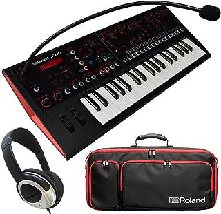 Roland シンセサイザー JD-Xi (純正ソフトケース/ヘッドフォン付きセット)