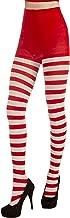 Forum Novelties Women's Adult Christmas Striped Tights