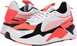 Puma White/Red Blast