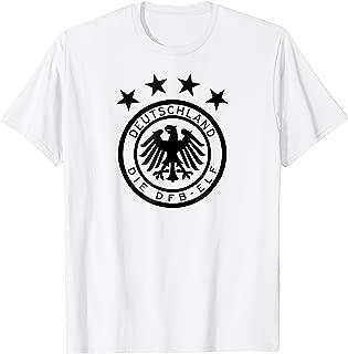 Germany Football Die Mannschaft Soccer Team National T-shirt
