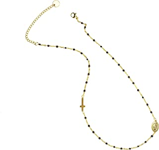 collier perle resine corse