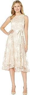 white leather midi dress