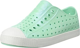 green galaxy shoes