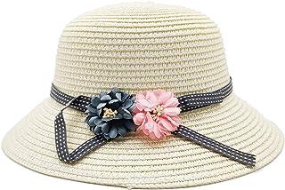 قبعة شمس من القش للنساء واسعة حافة متعددة الألوان لحماية الأشعة فوق البنفسجية للنساء والفتيات والإكسسوارات، شاطئ الصيف، ال...