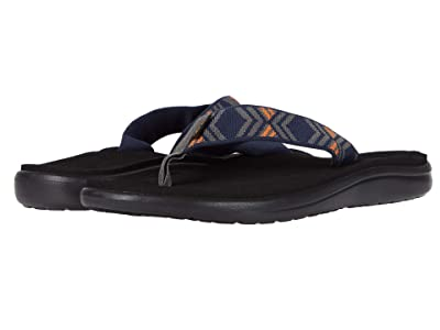 Teva Voya Flip (Quito Dark Denim) Men