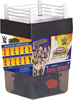 WWE Royal Rumble Mini Figure Set