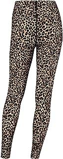 Anita Active 1696-284 Women's Kalahari Animal Print Ankle Length Sports Pant 20 (Brand Size 42)