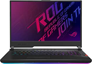 CUK ROG Strix Scar 17 G732LWS by ASUS 17 Inch Gaming Notebook (Intel Core i7, 64GB RAM, 2TB NVMe SSD, NVIDIA GeForce RTX 2...