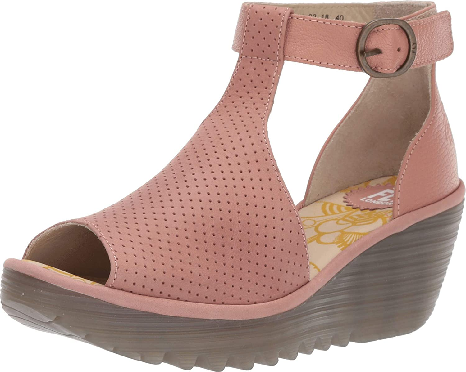 Fly London Womens YALL962FLY Sandal