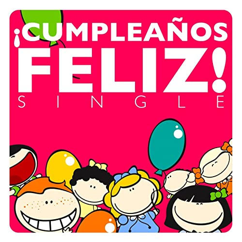 Cumpleaños Feliz! - Single by The Harmony Group on Amazon ...