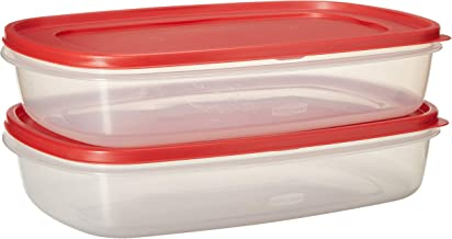 rubbermaid large food storage containers