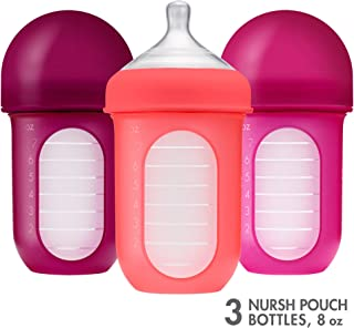 baby silicone bottles