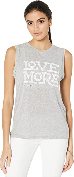 Love - Medium Heather Grey