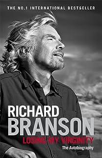 Losing My Virginity by Sir Richard Branson - Paperback