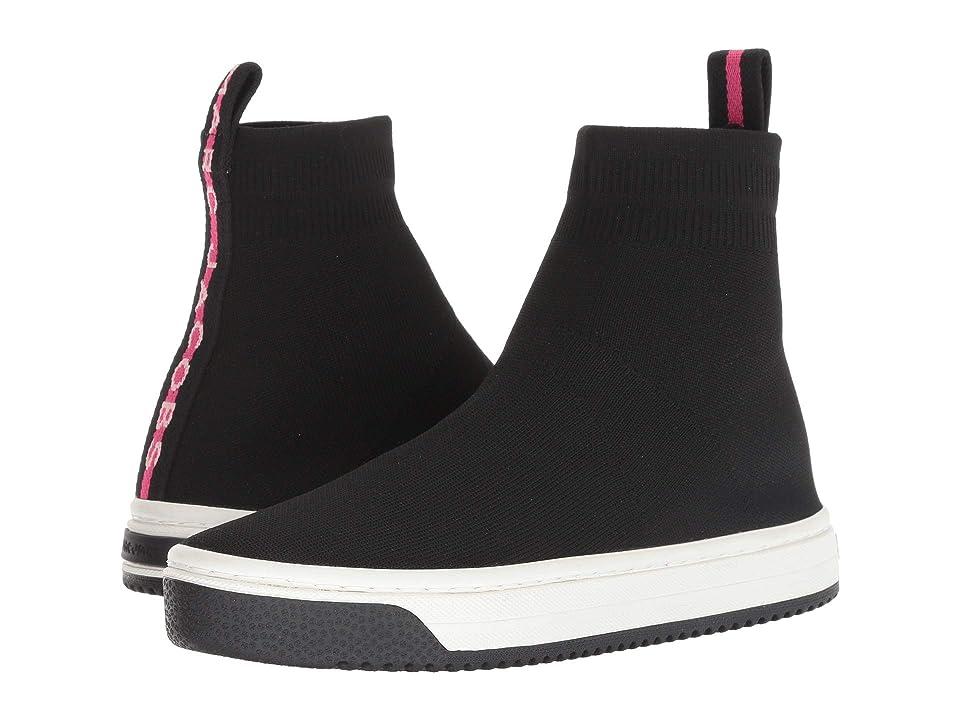 Marc Jacobs Dart Sock Sneaker (Black) Women