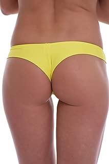 TIARA GALIANO Sexy Women's Brazilian Bikini Bottom Thong Style - Made in EU Lady Swimwear 501