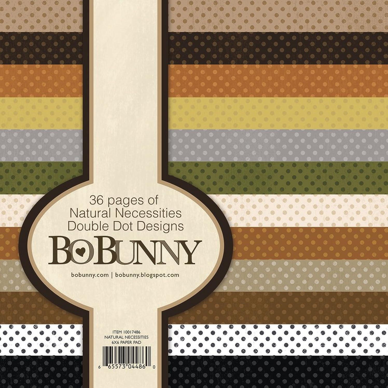 Bo Bunny Double-Dot Paper Pad 6