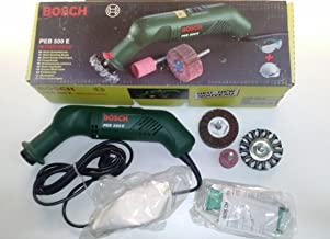 Bosch PEB 500E Multipileermachine, haarborstel