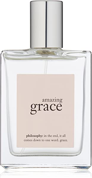 Philosophy Amazing Grace By Philosophy Eau De Toilette Spray For Women 2 Ounce