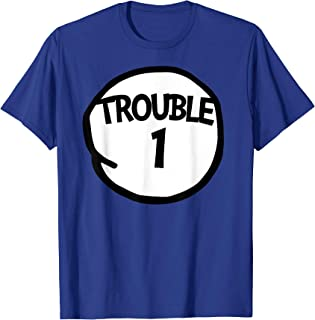 trouble 1 trouble 2 shirts
