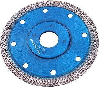 Hemobllo Tile Cutter Blade 115mm Porcelain Diamond Blade Ceramic Cutting Disc Wheel Granite Angle Grinder Ceramic (Blue)