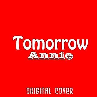 Tomorrow Annie アニー ORIGINAL COVER