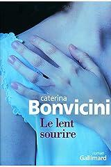 Le lent sourire (French Edition) Formato Kindle
