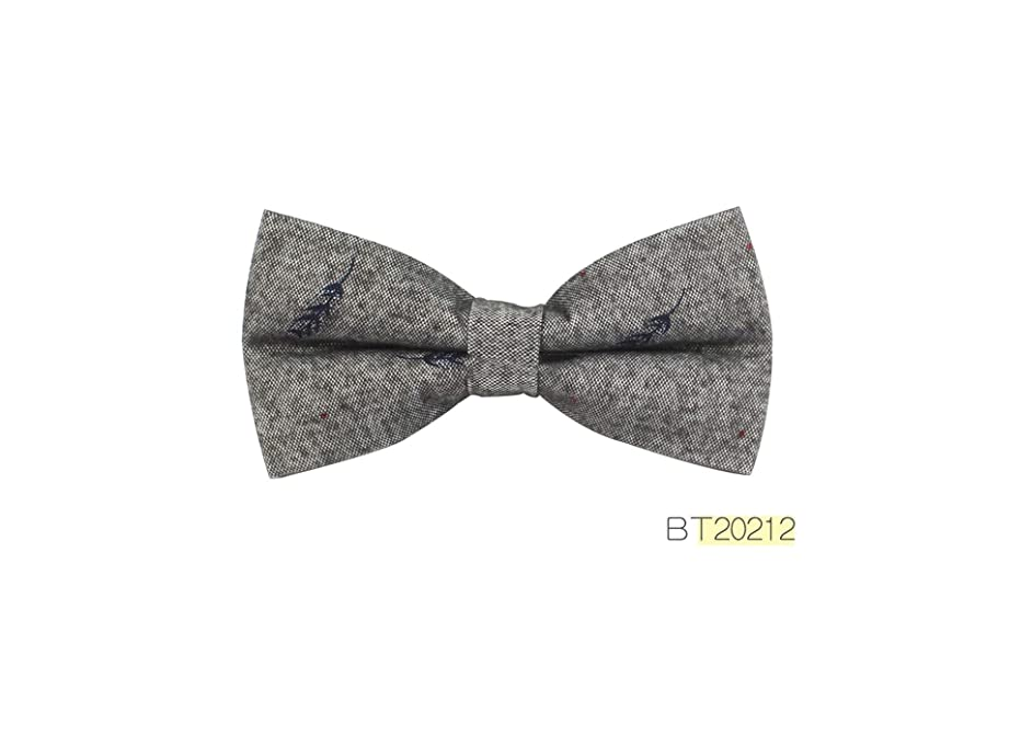 Suits Cotton Bowtie for Men Print Bow Tie for Wedding Adult Neck Tie Slim Neckwear