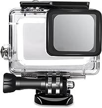 SyndeRay Waterproof Housing Case Cover for GoPro Hero(2018) 7/6/5-Underwater 45 Meters