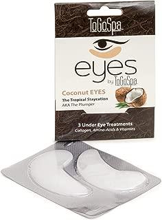 ToGoSpa Coconut EYES-Under Eye Repair- 1pk 3pr