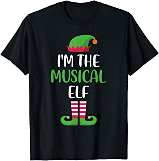 elf the musical t shirts