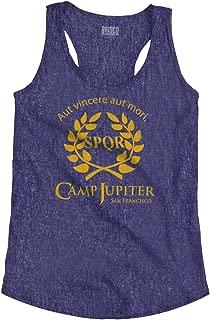 Camp Jupiter Half Blood Percy Jackson Gym Racerback Tank Top