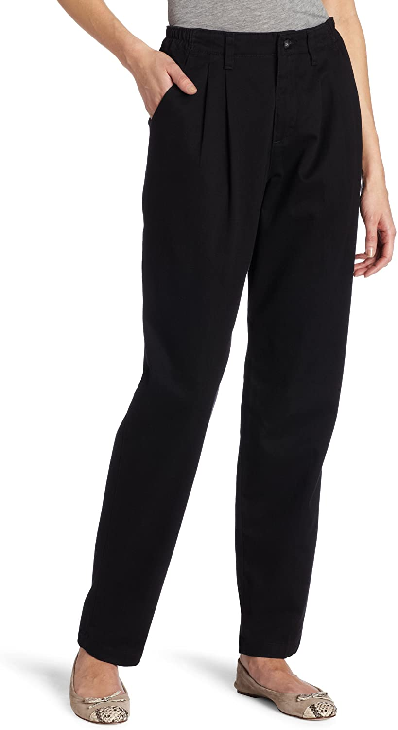 Lee Womens Relaxedfit Pleated Pant