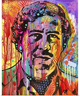 Great Big Canvas Poster Print Entitled Pablo Escobar by Dean Russo 29
