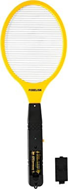 Bug Zapper - Electric Fly Swatter - Mosquito Zapper Killer - Fly Zapper - Electric Fly Swatter Racket for Camping, Travel, Ou