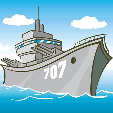 Battleships War by Claudio Souza Mattos