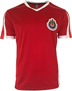 Chivas Soccer Training Jersey Performance FMF Customized Any Name Liga Mx