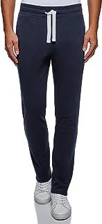 Hombre Pantalones de Punto Básicos