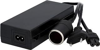AEG Automotive Voltage converter KA6 KFZ-adapter stroomomvormer oplader 230V AC op 12V/6A DC (max.72W) met sigarettenaanst...